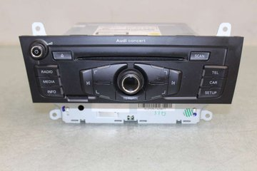Radio CD / Multimediapanel - Audi A4, S4 -11 8T1057186PX CQ-JA1970G 8T1035186P