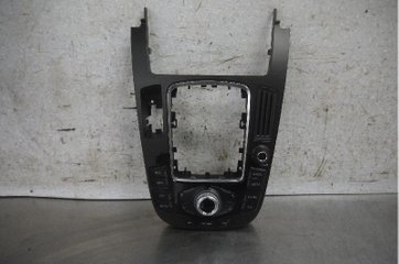 Radio CD / Multimediapanel - Audi A4, S4 -09 8T0919609