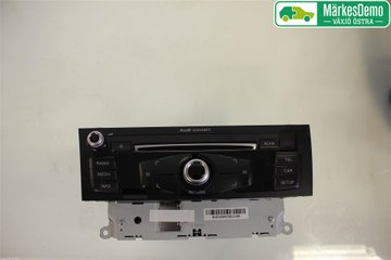 Radio CD / Multimediapanel - Audi A4, S4 -14 8R1057186NX  8R1035186N