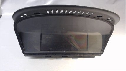 Kontrolldisplay - BMW 5-Series -07  65829193758 65829193758