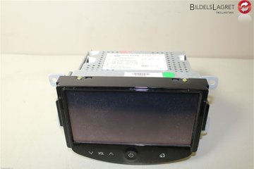 Multifunktionsdisplay - Opel Corsa -15 42475280  95441719