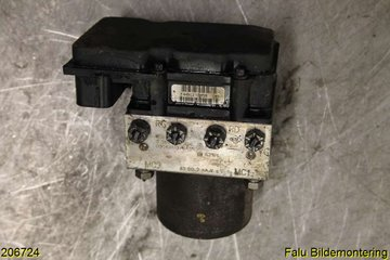 ABS Hydraulaggregat - Renault Trafic -10  0265232356
