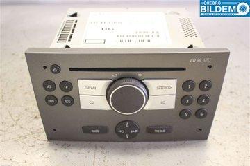 radio stereo till opel meriva a 03 10 k p dina. Black Bedroom Furniture Sets. Home Design Ideas