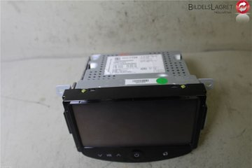 Multifunktionsdisplay - Opel Corsa -16 42475280  95441720