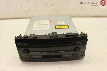 Radio CD / Multimediapanel - Toyota Prius -04 8612047120  8612047120