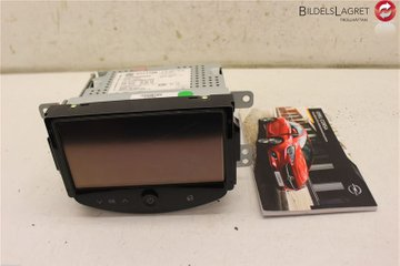 Multifunktionsdisplay - Opel Corsa -15 42475280  95441720