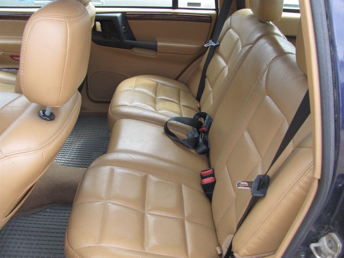 Ac Kondensor Kylare Jeep Grand Cherokee 97 W283909 Om Bilden Frestller Ett Fordon S Tnk P Att Det Kan Vara Demonterat Och Kanske Inte Existerar I Skick Som Visar