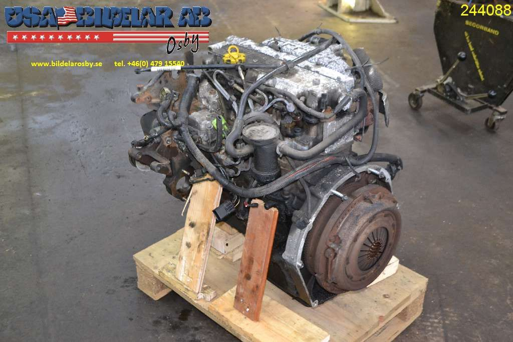Motor diesel jeep cherokee 97 w244088 for Jeep with diesel motor